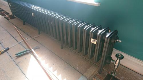 iron radiator